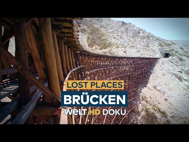 LOST PLACES - Brücken   HD Doku