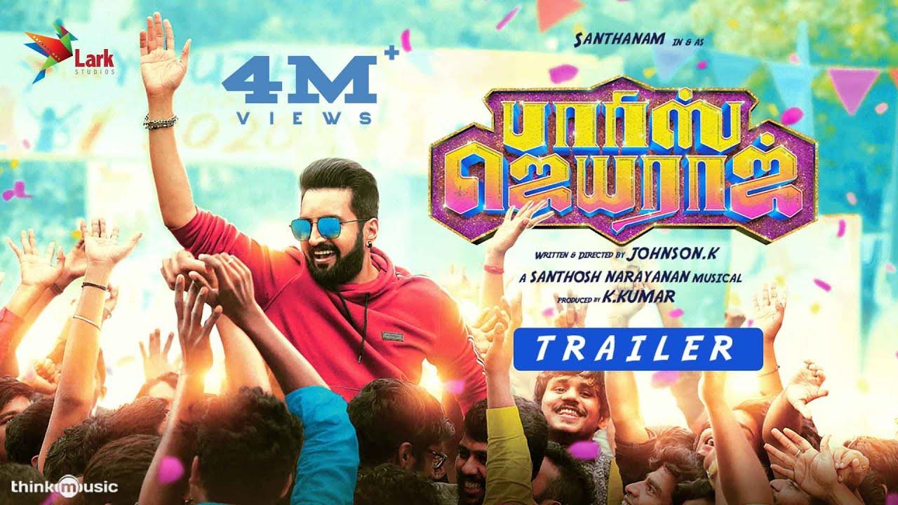 Download Parris Jeyaraj Official Trailer | Santhanam | Santhosh Narayanan | Johnson K