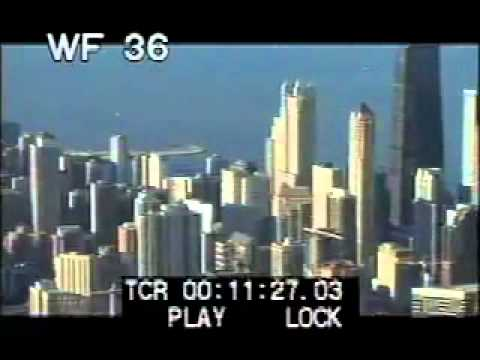 Chicago Skyline Buildings HD 1 - Business District - Waterfront - Best Shot Footage - Stock Footage
