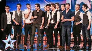 Download The Kingdom Tenors want to raise the roof | Britain's Got Talent 2015 Mp3 and Videos