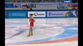 видео: Adelina SOTNIKOVA 2014 SP Russian Nationals
