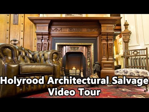 Holyrood Architectural Salvage Walkthrough