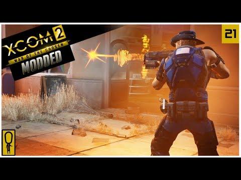 AMBUSHED! - XCOM 2 WOTC Modded Gameplay - Part 21 - Let's Play Legend Ironman