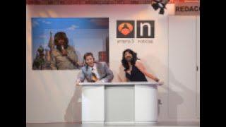 Unos especiales Matías Prats y Mónica Carrillo en el informativo más 'pendiente' - Me Resbala