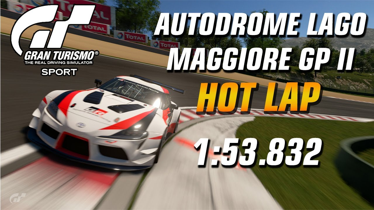 GT Sport Hot Lap // Manufacturer 2019/20 Ex. S2 Rd.7 (Gr.3) // Maggiore GP II