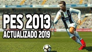 PES 2013 ACTUALIZADO AL 2019 !!!