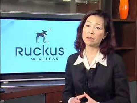 Technology Pioneer 2007  Selina Lo Ruckus Wireless