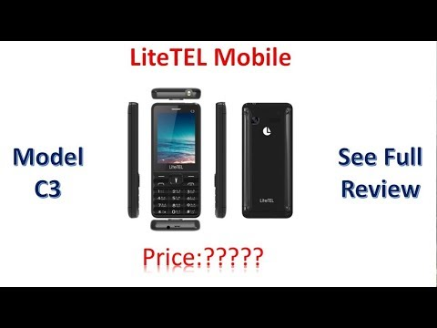 LiteTEL C3 Full Review || New Start Of LiteTEL || LiteTEL C3 Unboxing and First Look ||