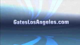 Mulholland Security Gates Los Angeles Intro and Trailer