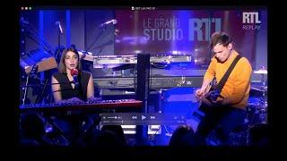 Léa Paci - On prend des Notes (Live) - Le Grand Studio RTL