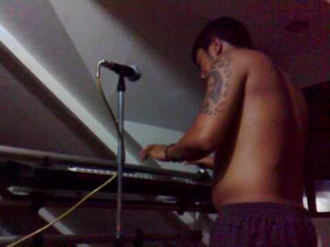 Greenpeace-miss bb. reggae (rehearsal)