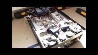 видео: 2015.05.26_Робот — погрузчик «RONAVI»
