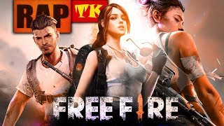 Rap do Free Fire // Contemplem a Soberania FT. Takeru // TK RAPS