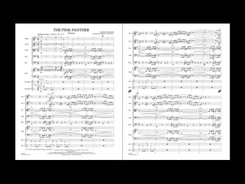 The Pink Panther by Henry Mancini/arr. Robert Longfield