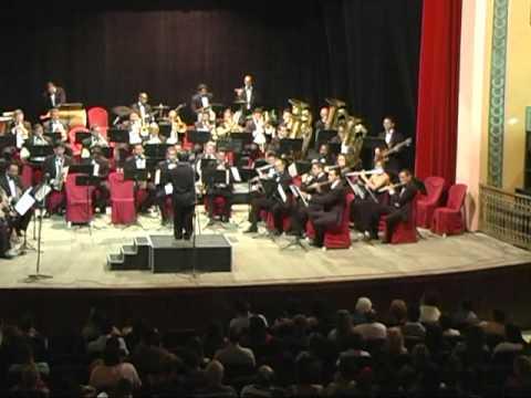 Aquarela do Brasil (ARY BARROSO) - Banda Sinfônica do Recife