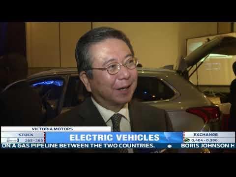 Mitsubishi introduces electric vehicles in Rwanda