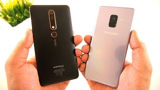 Nokia 6.1 (2018) vs Samsung Galaxy A8 (2018) Showdown [Urdu/Hindi]