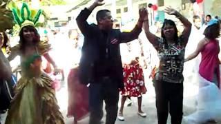 Cierre del Proyecto Cultural de Trinidad y Tobago