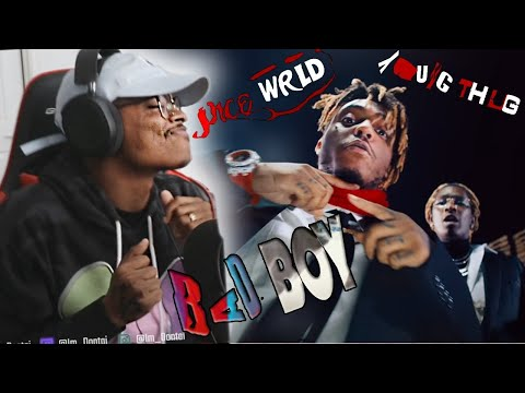 ImDontai Reacts To Juice WRLD – Bad Boy Song ft. Young Thug ( Official Music Video )
