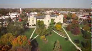 Wheaton College Campus Tour - Blanchard Hall