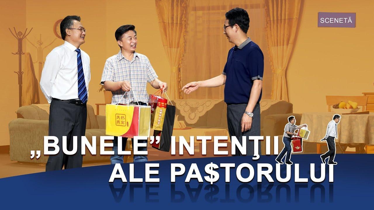"""Scenetă creștină """"«Bunele» intenţii ale pastorului"""" Cine îi oprește pe credincioși din a investiga adevărata cale?"""