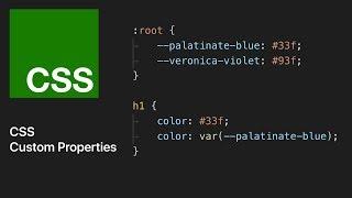 Understanding CSS Custom Properties