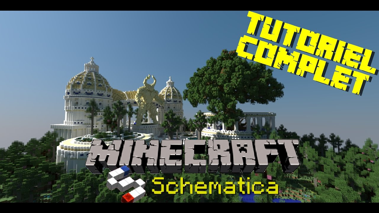 créer son schematica minecraft 1.10 - youtube, Wiring schematic
