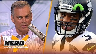 Russell Wilson's new massive contract finally makes the Seahawks 'his franchise' | NFL | THE HERD