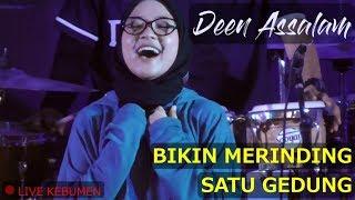 Deen Assalam by Nissa Sabyan Bikin Merinding Satu Gedung - Konser Sabyan Gambus di Kebumen MP3