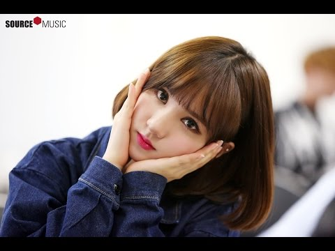 Jung Eunbi (Eunha) -  I Can Only See You