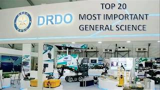 DRDO ceptam General Science Top 20 Most important Questions
