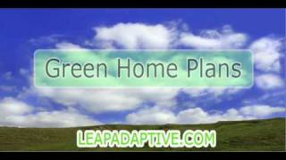 Green Home Plans - Best Green Home Plans - Green Home House Plans - Video 2010