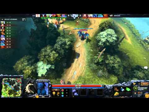 Mineski vs Space Creators - Game 2 - Frankfurt Major Hub - Godz, Winter