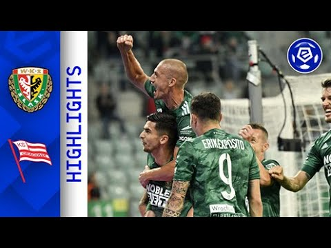 Slask Wroclaw Cracovia Goals And Highlights