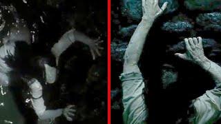 Ringu 2 vs The Ring 2   Side-by-side comparison