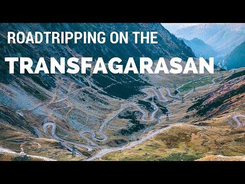Roadtripping on the Transfagarasan
