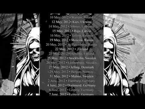 Black Label Society European Tour Dates 2012