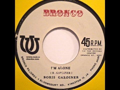 Boris Gardiner - I'm Alone