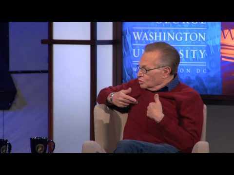 Larry King - Interviewing Tips (2 of 7)