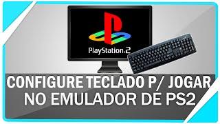 Como configurar o teclado para jogar no emulador de PS2