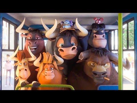 Ferdinand 'John Cena' Movie Clip + Trailer (2017) Animated Movie HD