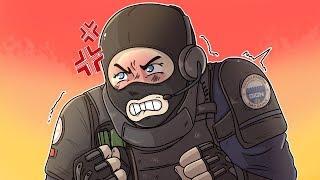 ALWAYS TK'ing Teammates in Rainbow Six Siege