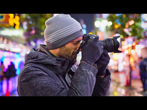 5 TIMELESS STREET PHOTOGRAPHY TIPS FROM A MASTER!