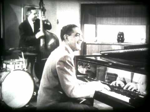 FRANKIE CARLE Penguin at the Waldorf SNADER Transcription 19501951 Music Soundie like