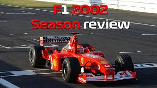 Formula 1 Season Review 2002 HD