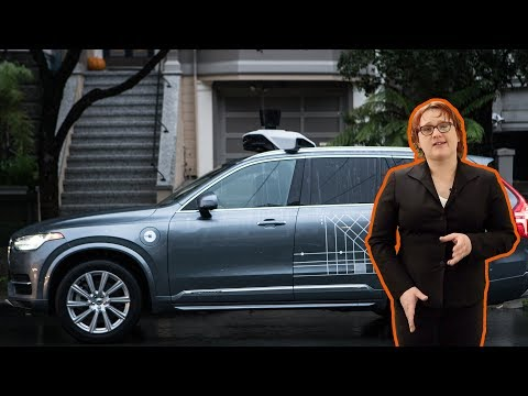 After Uber SelfDriving Fatality  What Now?