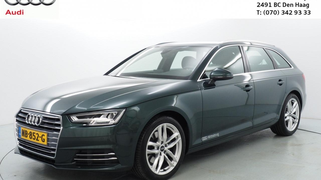 Audi A4 Avant 14 Tfsi 150 Pk Lease Edition S Tronic Automaat Youtube