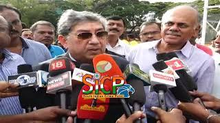 """MS Dhoni Next IPL Chennai Super King Captain"" Former ICC chairman N. Srinivasan | sicp"