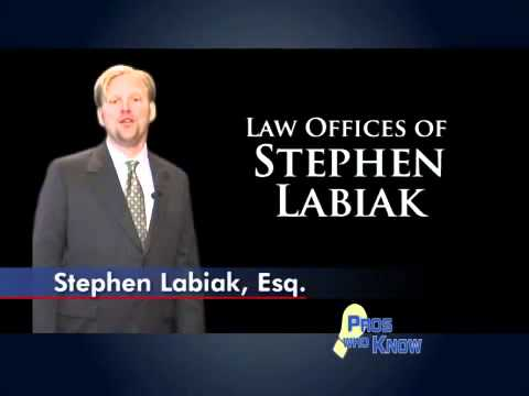 Attorney Stephen Labiak: Pros Who Knows Tip 2