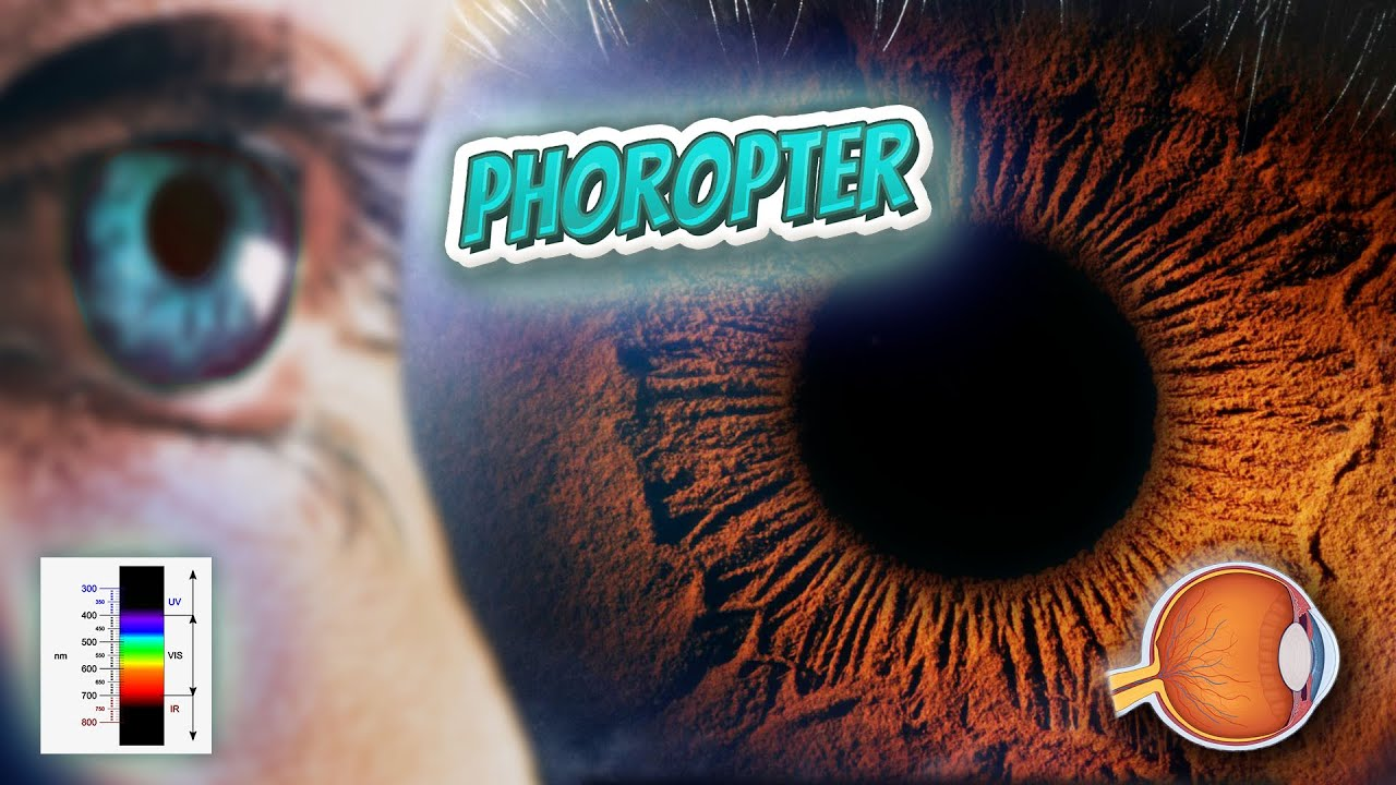 Phoropter - Your EYEBALLS - EYNTK 👁️👁️💉😳💊🔊💯✅
